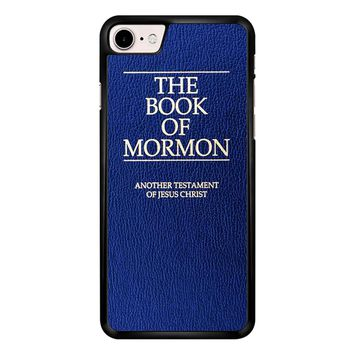 The Book Of Mormon Cover Book iPhone 7 Case