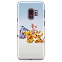 Baby Pooh And Friends Samsung Galaxy S9 Plus Case | Casefantasy