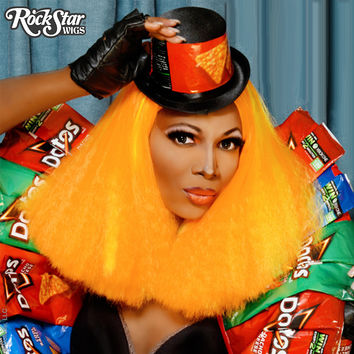RockStar Wigs®  Dynamite™ Collection - Agent Orange -00157