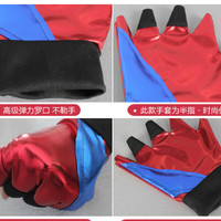 1pc Suicide Squad Harley Quinn ~Daddy's Coat batman Lil hero cosplay costume glove