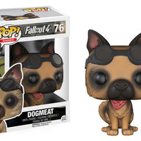 POP Games: Fallout 4 - Dogmeat