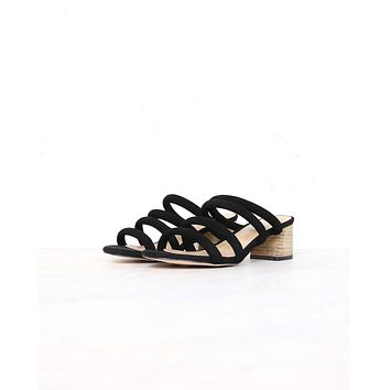 Sbicca - Alysheba Low Heel Strappy Sandal in Black