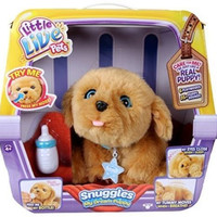 Little Live Pets Snuggles My Dream Puppy Playset Interactive Pretend Kids Toy