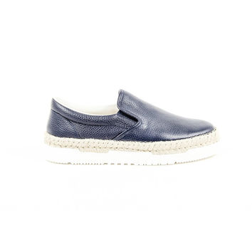 Dark Blue 42 EUR - 9 US Valentino Mens Slip On Sneaker KY0S0917 VVG M30