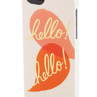 Nice to Greet You iPhone 5 Case | Mod Retro Vintage Wallets | ModCloth.com