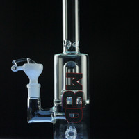 "Three Monkey Designs ""Triple Threat"" Concentrate Rig with Circ and Showerhead Perc"