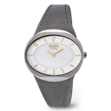 3165-17 Ladies Boccia Titanium Watch