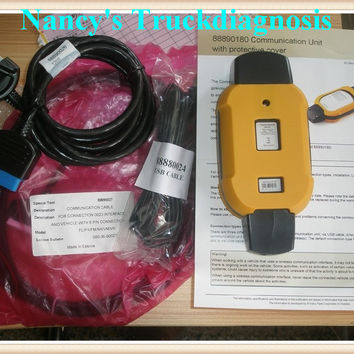 New Volvo 88890020 Communication Interface Truck Diagnostic Tool