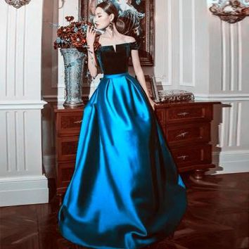 Plus Size Feminino Women's Clothing 6xl 7xl 9xl  Pleated  Vintage High Waist Pocket Ball Gown Women's Ladies Party Prom Skirt
