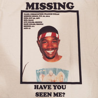 Frank Ocean Have You Seen Me Shirt