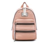 Marc by Marc Jacobs Domo Biker Backpack in Pearl Blush