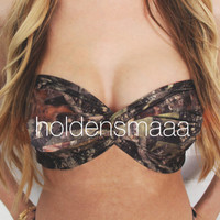 Spandex Bandeau --Camo/Choose Your Color