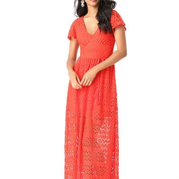 bebe Womens Petite Knit Maxi Dress