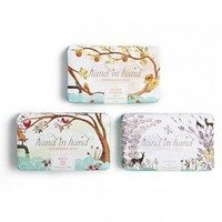 3 - Pack Assorted (Orange Blossom, White Tea, Lavender) - Shop // Hand In Hand Soap