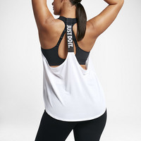 The Nike Dry (Plus Size) Women's Training Tank.