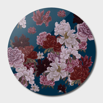 «Night Garden» Disk by Suzanne Carter - Exclusive Edition from $84 | Curioos