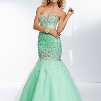 Paparazzi by Mori Lee 95055 Mermaid Prom Dress