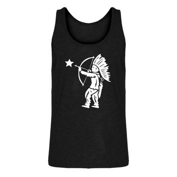 Tank Tootsie Pop Indian Mens Jersey Tank Top