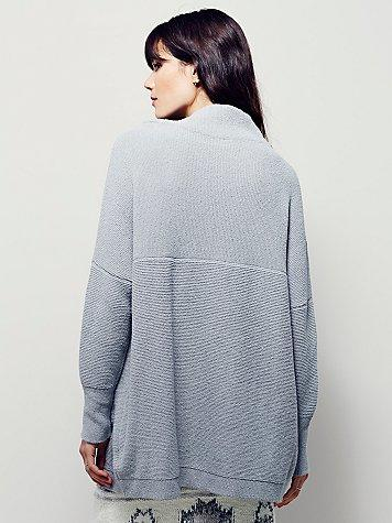 Free People Womens Ottoman Slouchy Tunic From Free People
