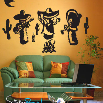 Shop Band Wall Decals on Wanelo