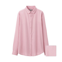 WOMEN Rayon Volume Long Sleeve Blouse