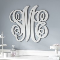 Harper Personalized Monogram Letters | Pottery Barn Kids