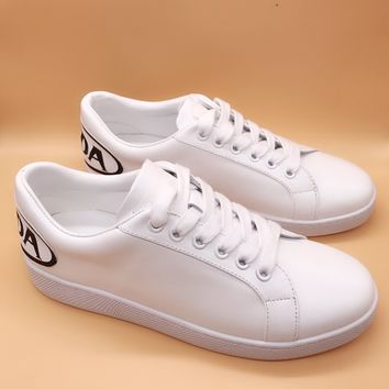 Prada Women Leather sneakers