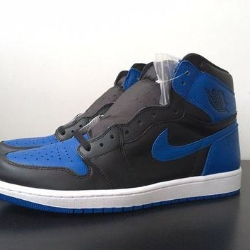 PEAPON8C Air Jordan 1 Retro High OG ¡®Royal¡¯ 555088-007 13US