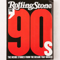 The 90s: The Inside Stories from the Decade That Rocked By The Editors Of Rolling Stone - Urban Outfitters