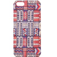 With Love From CA Mixed Material iPhone 5/5S Case - Womens Scarves - Multi - One
