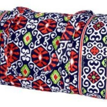 Vera Bradley Large Duffle in Sun Valley