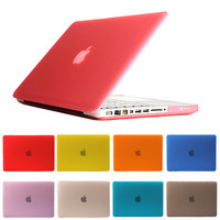For Macbook Air Laptop Case New Hard Crystal/Matte Frosted Full Protective Laptop