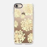 golden petals iPhone 7 Case by Marianna | Casetify