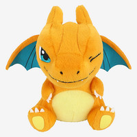 Pokemon Winking Charizard Plush