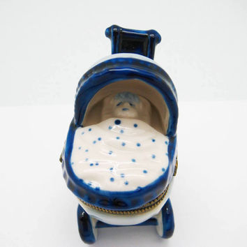 Jewelry Boxes Delft Baby Buggy
