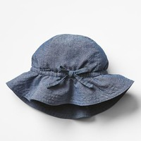 Gap Chambray Floppy Hat