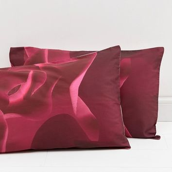 Ted Baker Porcelain Rose Aubergine Pillowcase Pair at asos.com