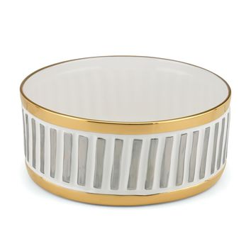 La Rochelle Gold & Platinum Bowl