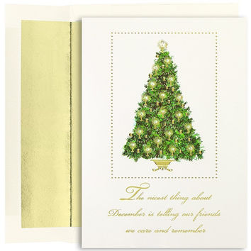 Holiday Collection All in One design 16 Cards and 16 Envelopes