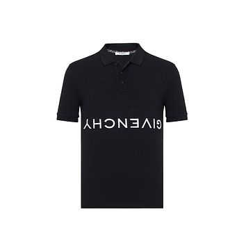 GIVENCHY reverse Polo T-Shirt