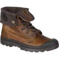 Palladium Baggy Leather Boot - Men's Sunrise/Chocolate,