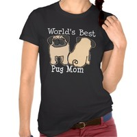 World's Best Pug Mom