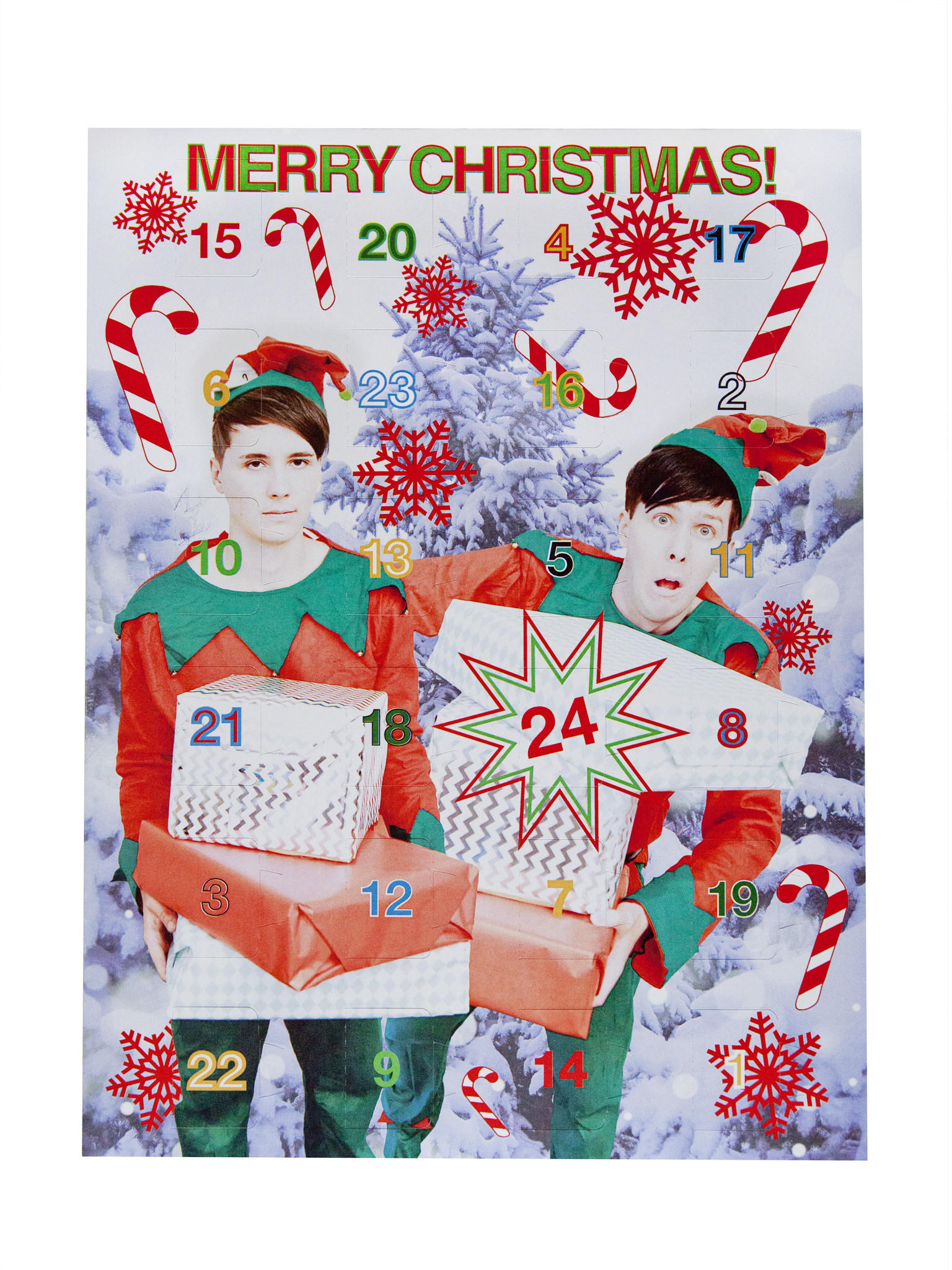 dan and phil advent calendar 2015 from danandphilshop com what