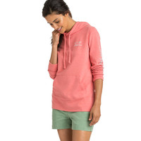 Long-Sleeve Whale French Terry Hoodie