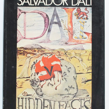 Hidden Faces by Salvador Dali ; Translated by Haakon Chevalier