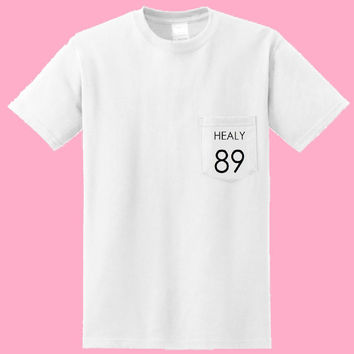 The 1975 Matt Healy 89 Pocket Tee