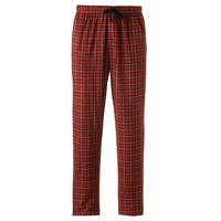 Chaps Plaid Microfleece Lounge Pants
