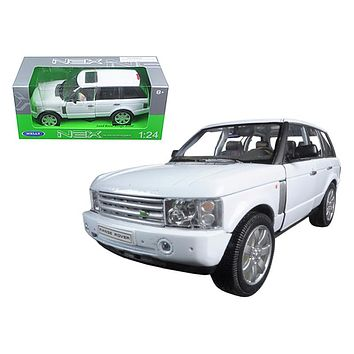 2003 Land Rover Range Rover 1:24 Diecast Model Car by Welly