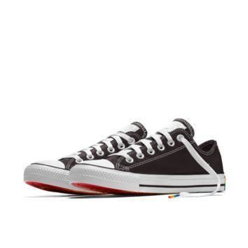 the converse custom chuck taylor pride all star low top shoe