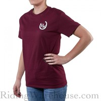 "Riding Warehouse Unisex T-Shirt ""One Stop Tack Shop"""